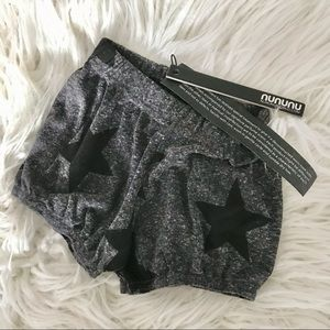 nununu shorts NWT